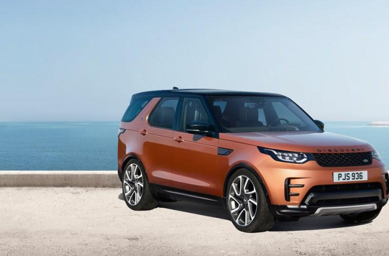 land rover discovery suv geländewagen 4x4 neue modelle technik gewicht leistung