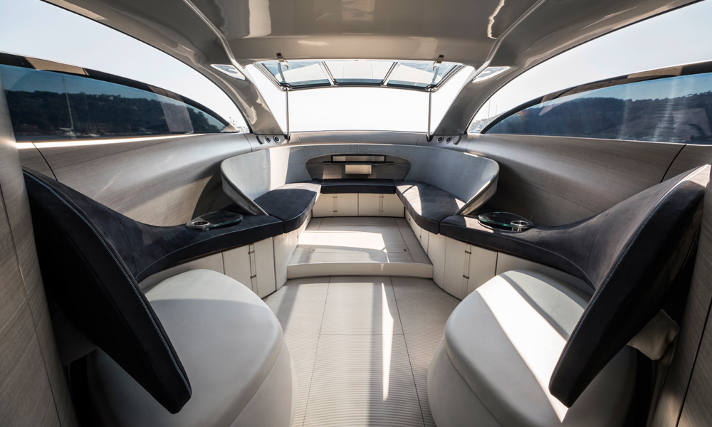 yacht motoryacht luxusyacht luxus-yacht luxus design inneneinrichtung innendesign innenraum