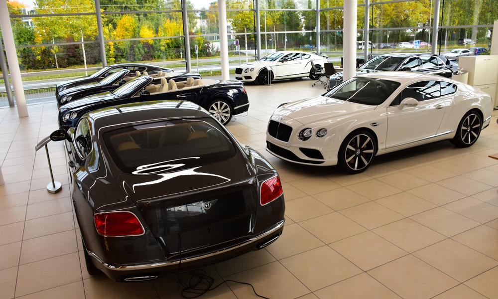 bentley schweiz verkauf garage zürich schmohl ag luxuslimousinen sportwagen händler