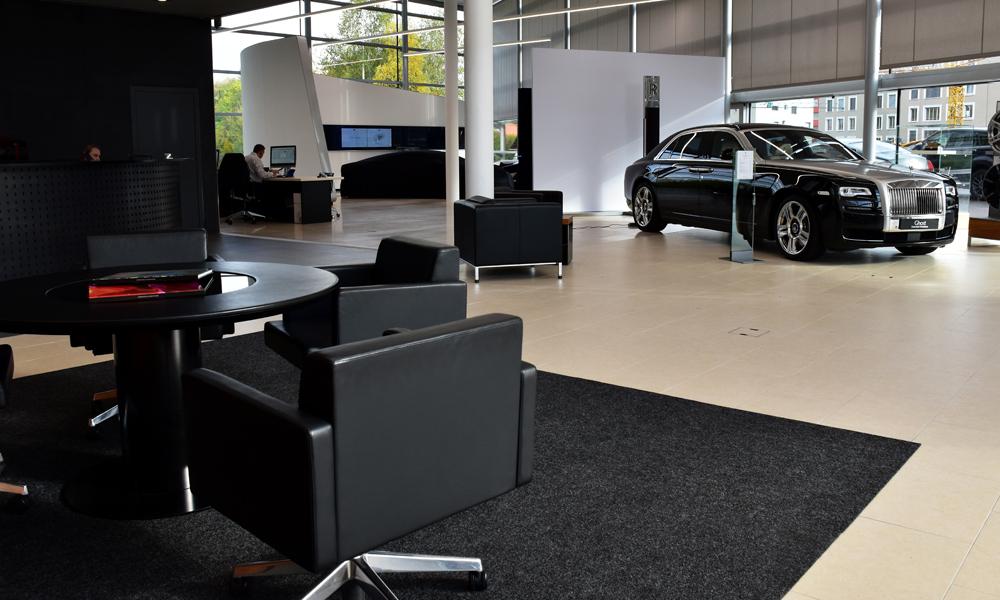 bentley schweiz verkauf garagen zürich schmohl ag luxus limousinen sportwagen händler rolls-royce
