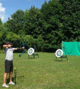 guest-service-staff-ahmed-ismail-at-archery-range