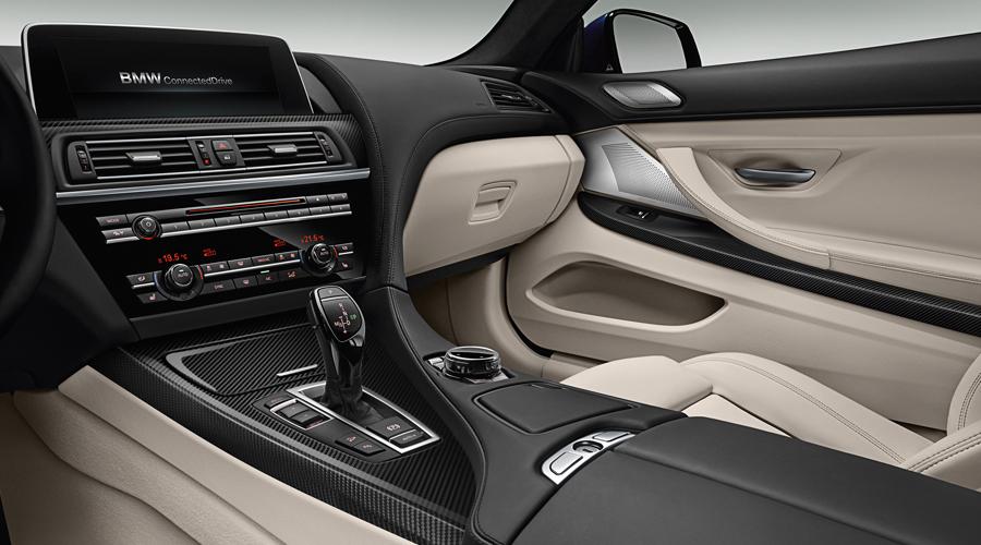bmw 6 gran coupe oberklasse modelle modell sonderausstattungen sportwagen interieur