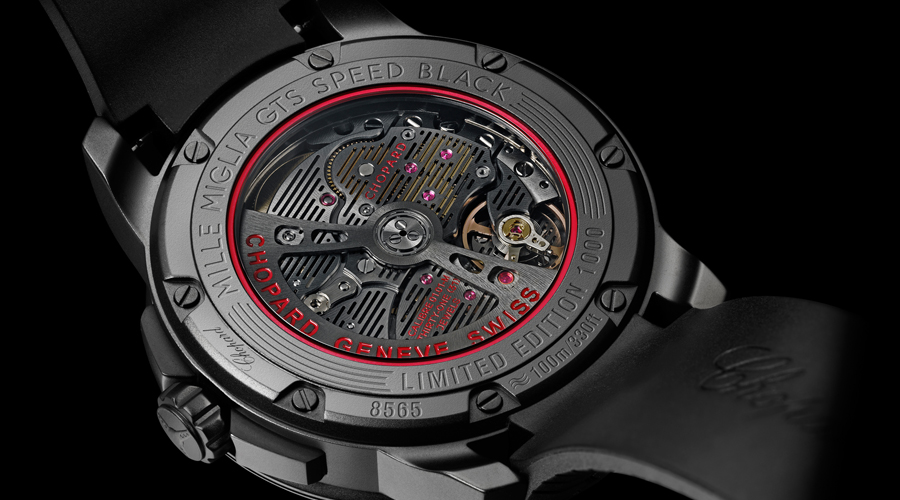 chopard mille miglia gts automatic speed black chronometer automatic damenuhren herrenuhren