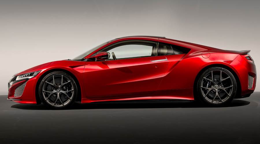 honda nsx honda-nsx sportwagen modell modelle neuheiten neuheit 2017 leistung