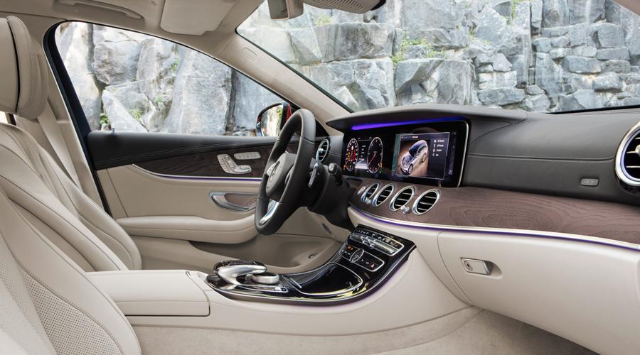 mercedes-benz mercede e-klasse suv allrad allradantrieb modell