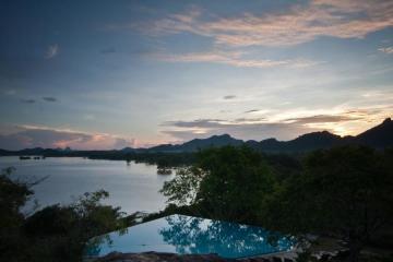 Sri Lanka, Dschungel, Pool