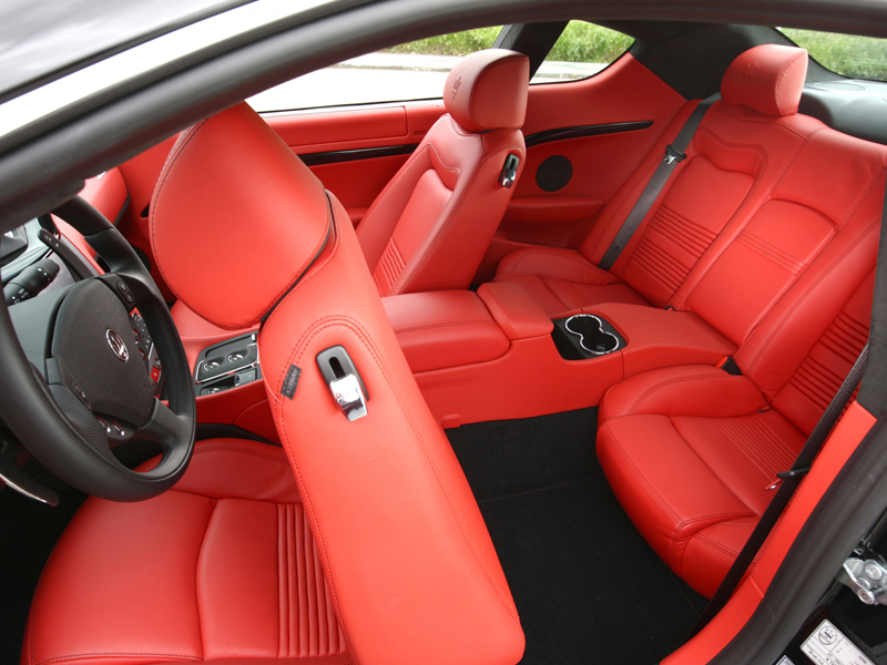 maserati granturismo modelle innenraum interieur limousine verkauf schweiz luxus premium