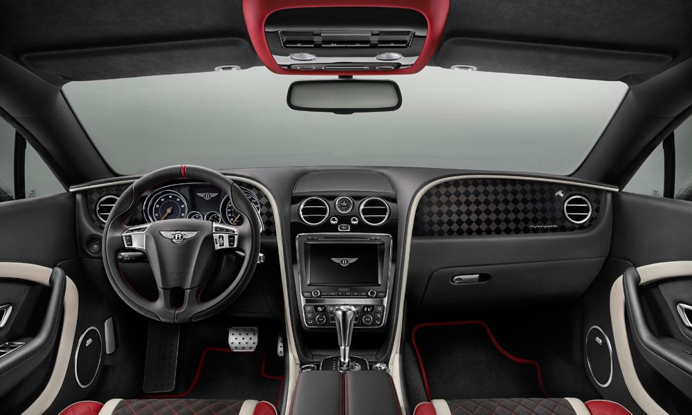 bentley continental supersports convertible gt mulliner cockpit