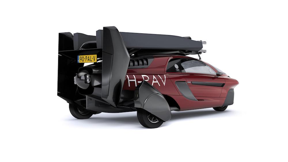 pal-v fliegende fliegendes auto autos modelle hersteller innovation