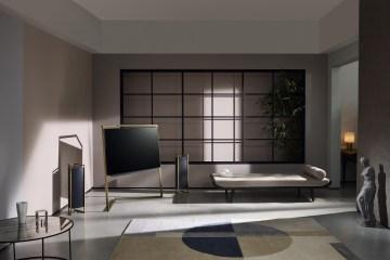 loewe bild 9 High-End-Fernseher Kunstobjekt Loewe klang 9