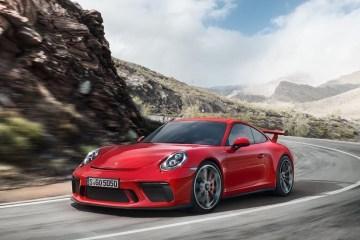porsche 911 gt3 lightweight performance enhancement power driving new