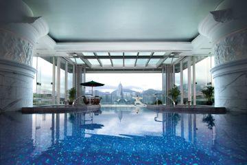The Peninsula Hong Kong Pool