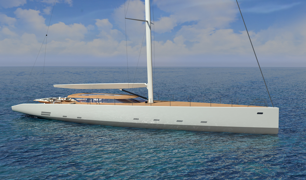 wally yacht yachting new innovation mega-yacht cruiser