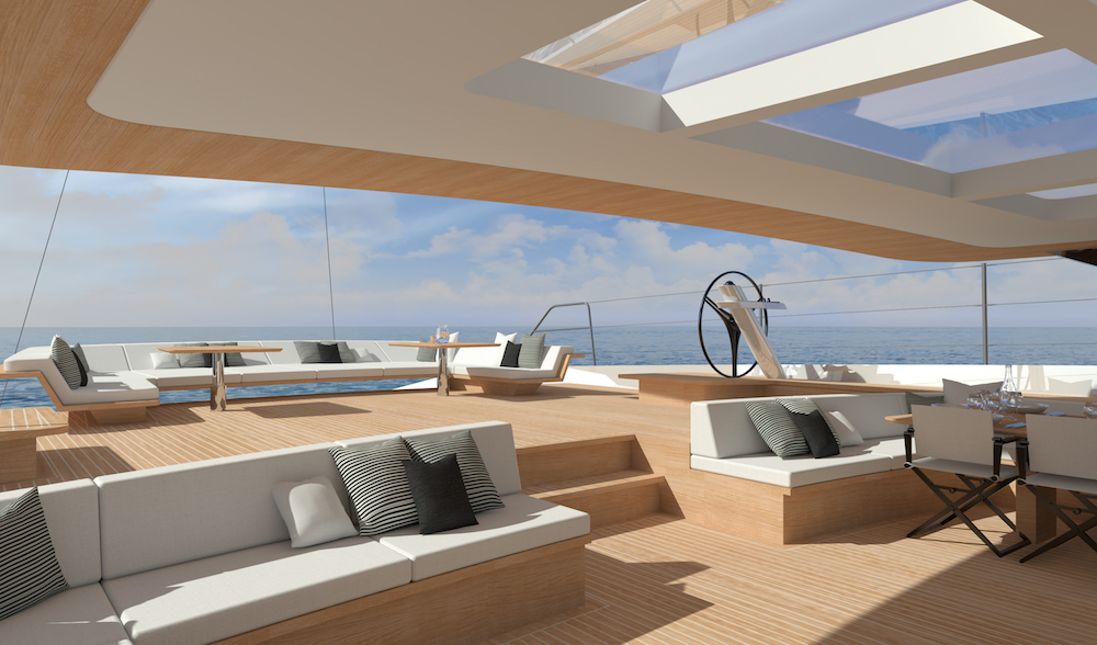 wally yacht yachting new innovation mega-yacht