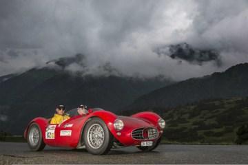 ennstal-classic event automobil oldtimer rallye klassiker porsche ferrari maserati bentley bugatti jaguar