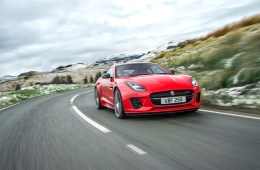 jaguar f-type sports cars new models turbocharged engine performance