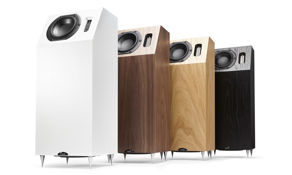 neat acoustics loudspeakers loudspeaker music sound quality