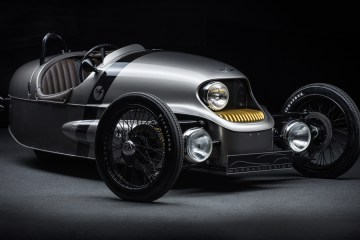 morgan ev3 electric vehicle car cars uk british hand crafted zero emissions sportscar