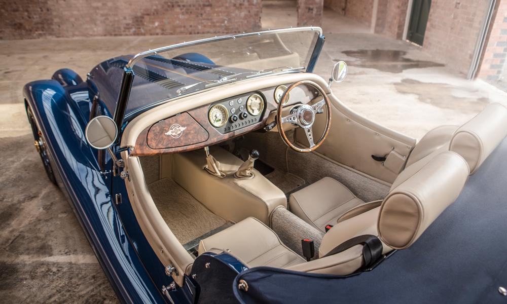 morgan sportscars models british uk limited edition interior