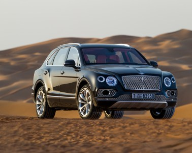 bentley bentayga falconry mulliner modell modelle suv