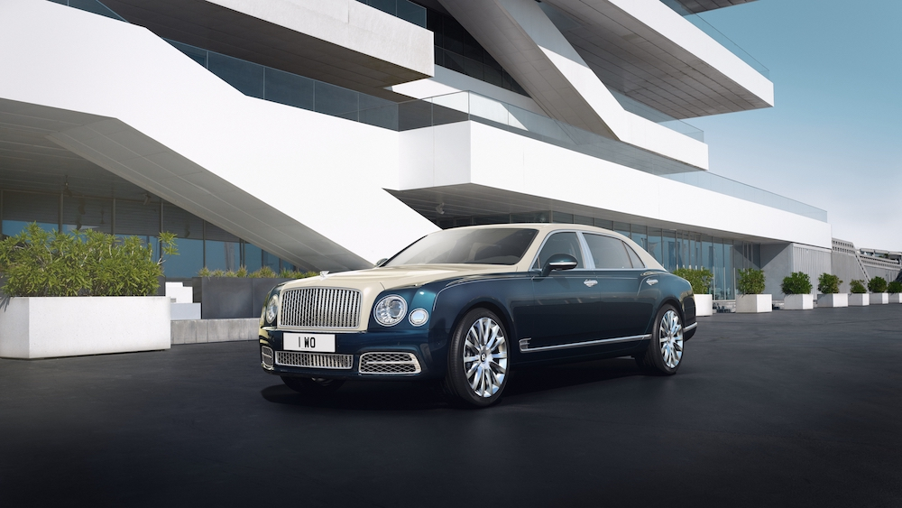bentley mulsanne cars models limited series