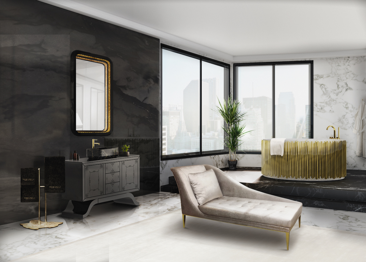 maison valentina bathrooms design luxury contemporary trends interiors bathtubs bathroom marble
