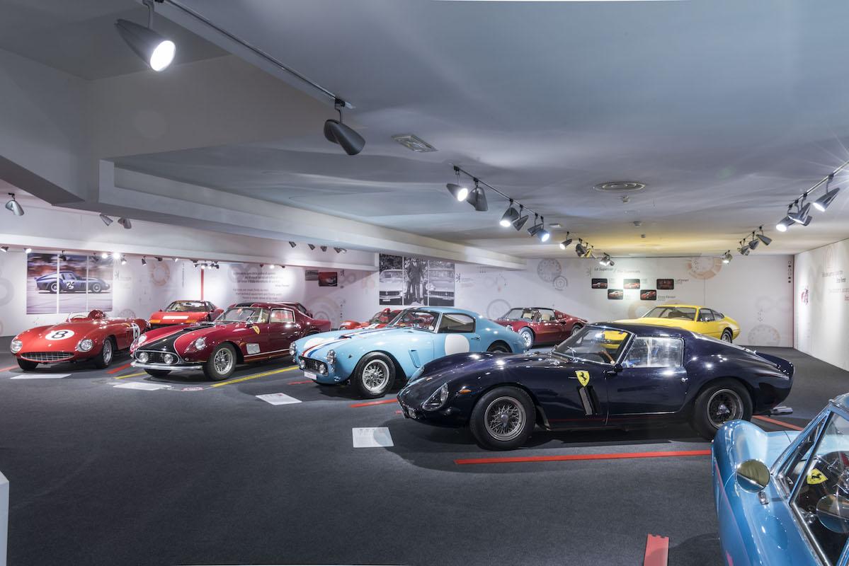 ferrari museum maranello exhibitions exhibition