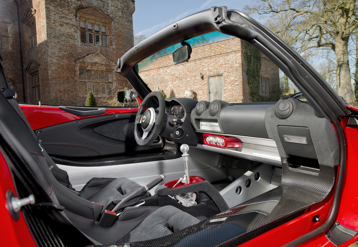 lotus elise sprint new models cars new-models
