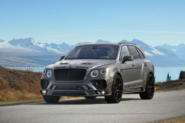 mansory bentley bentayga suv tuning enhanced