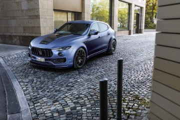 novitec esteso maserati levante version widebody wheels upgrade suv options interior