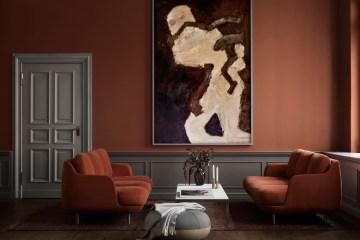 fritz hansen sofa sofas design denmark designers danish