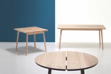 tables chairs labbate ash wood interior design designers italian
