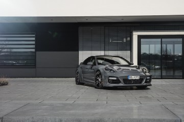 techart grandgt porsche panamera models enhanced refinded