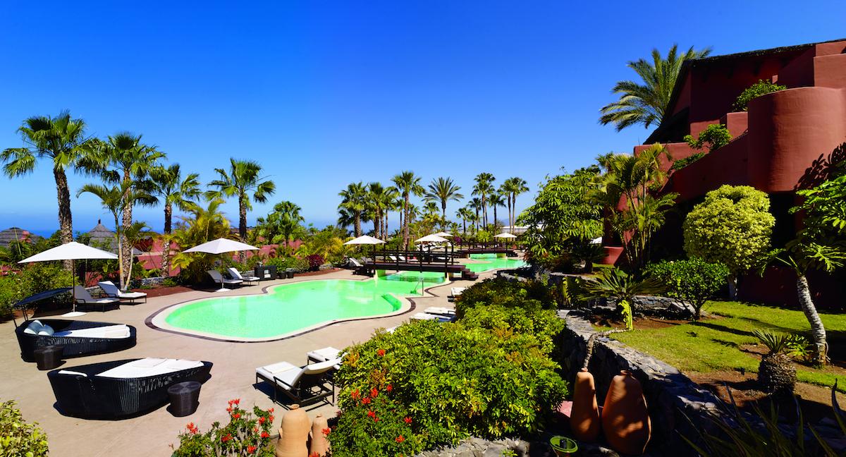 luxushotels luxushotel luxusvilla villen teneriffa spanien gourmet fünf-sterne-hotel