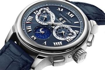 chopard watches men platinum chronograph limited
