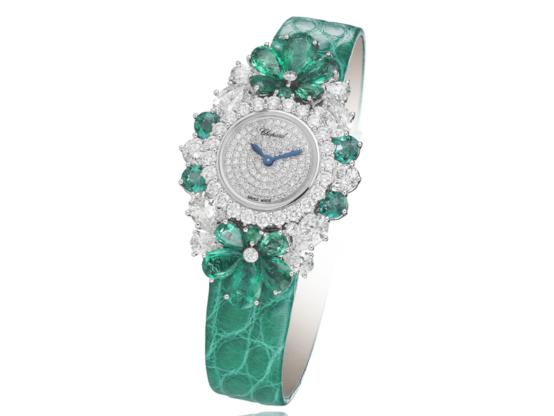 chopard swiss watches jewellery, models creations