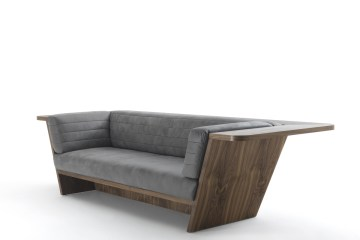salone del mobile 2017 furniture design desks bookshelfs chairs tables sofas luxurious