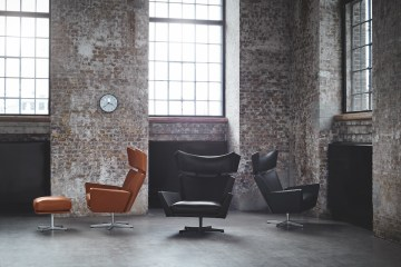 fritz hansen chair lounge design