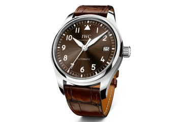 iwc pilot's watches special editions new models chronograph automatic men women