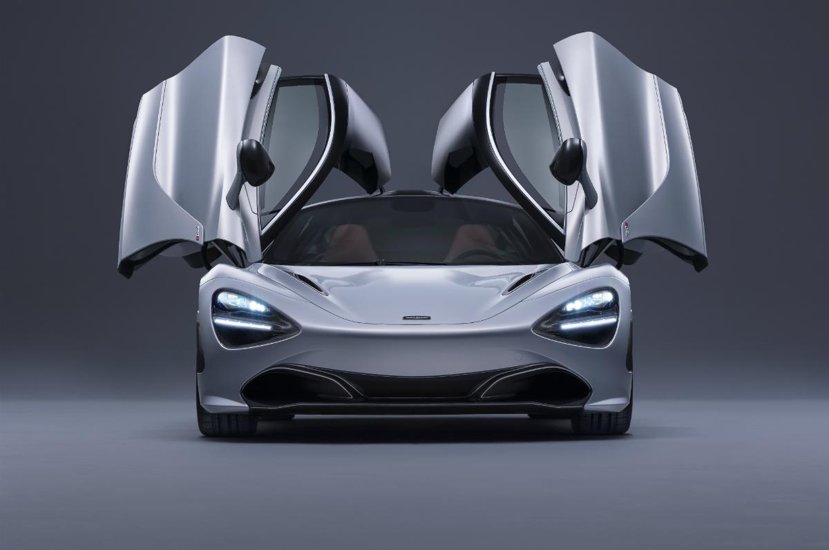 mclaren super series modelle neu neuheiten automobilsalon genf 2017