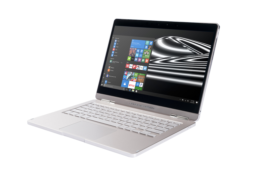 porsche design laptop notebook premium brand high-performance