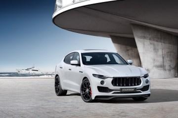 maserati levante startech brabus car brand luxury cars italy italian geneva auto show 2017