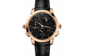 ulysse nardin timepieces rose gold complication rose gold stainless steel