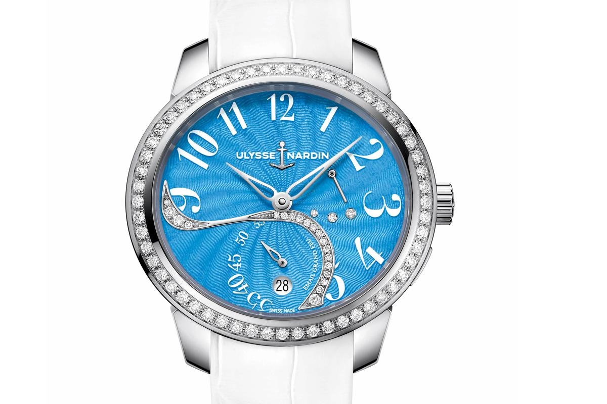 ulysse nardin woman women watch watches watchmaker watchmakers