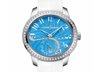 ulysse nardin woman women watch watches watchmaker watchmakers