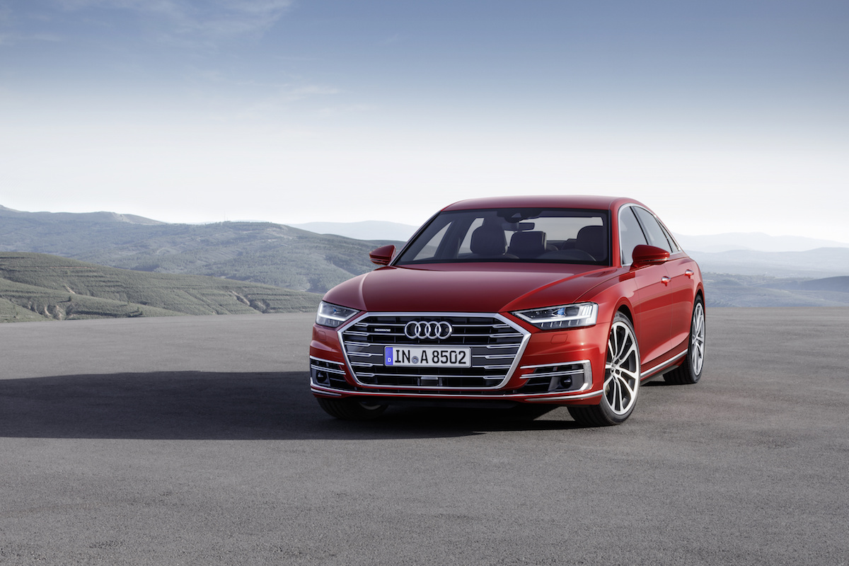 new audi a8 a8l sedan models model prices luxury interior materials bespoke automated-driving engines