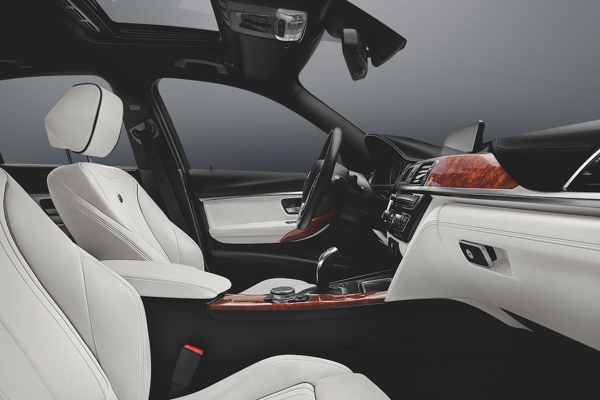 bmw alpina b3 s biturbo modelle sportfahrwerk leistung automatik allradantrieb limousine preise deutschland interieur innenraum