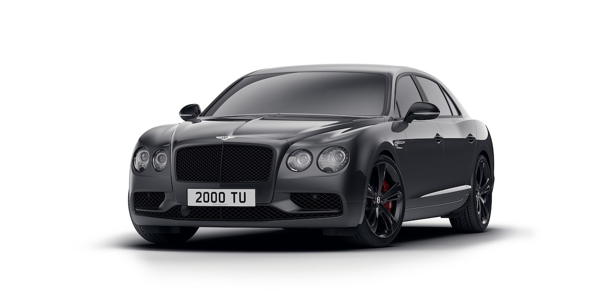 bentley flying spur v8 s black edition luxury saloon exterior interior