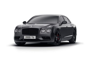 bentley flying spur v8 s black edition luxury saloon exterior interior
