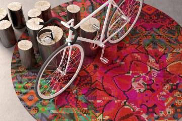 teppich teppiche kollektion neu neuheiten formen farben muster unternehmen hersteller deutschland schweiz